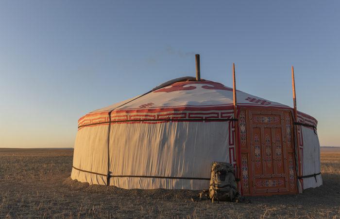 Erik Johnson Film-Mongolia